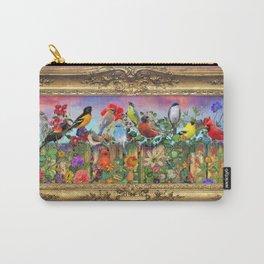 Birds and Blooms Tasche