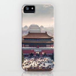Historically Charged Forbidden City Beijing China Asia Ultra HD iPhone Case