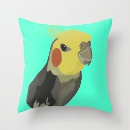 Arlo Butthole Throw Pillow
