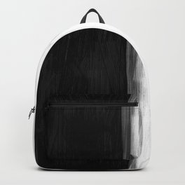 Two part abstract Backpack
