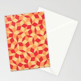 Penrose tiling II Stationery Cards