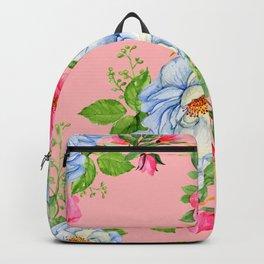 Vintage Floral Pattern No. 6 Backpack