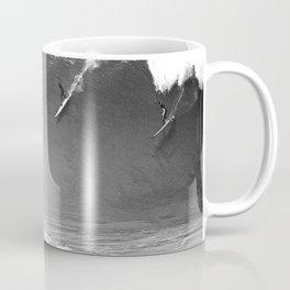 Mavericks Condition Black Coffee Mug