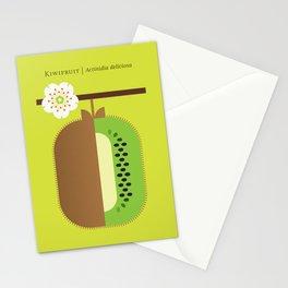 Fruit: Kiwifruit Stationery Cards