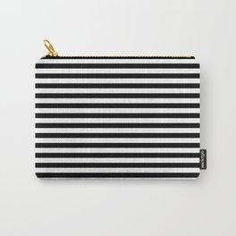 Stripe Black And White Vertical Line Bold Minimalism Stripes Lines Tasche