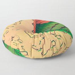 Perspectives #37 Floor Pillow