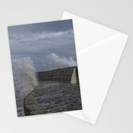 Waves over the Cobb Stationery Cards