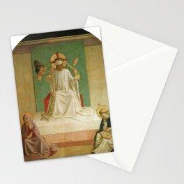 Fra Angelico - Mocking of Christ Stationery Cards