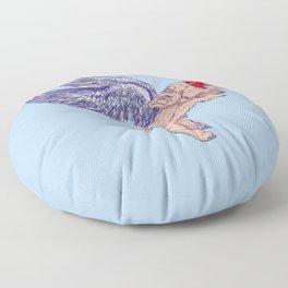 Flying Pigasus Unicorn Floor Pillow