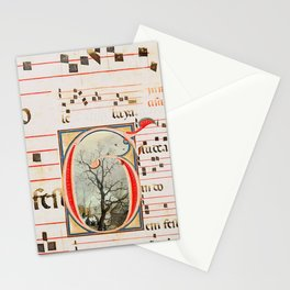 Marking Time Stationery Cards