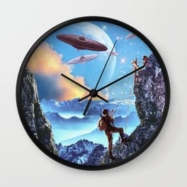 JOIN THE CADETS Wall Clock