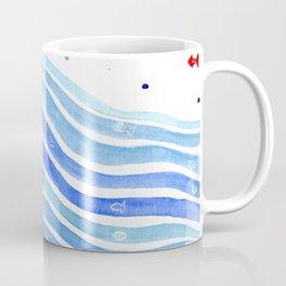 Goddess of the Ocean Coffee Mug