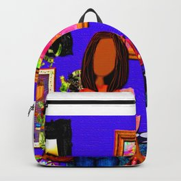 For the Love of Shopping Backpack