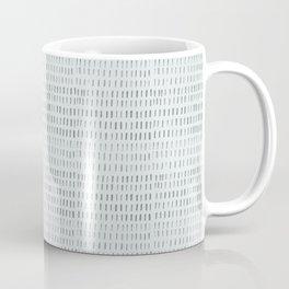 Minimal Brush Strokes Colorways- Coordinating Pattern Coffee Mug