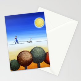 Sunny afternoon Stationery Cards