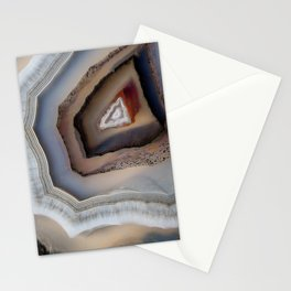 Laced agate 1730 Stationery Cards