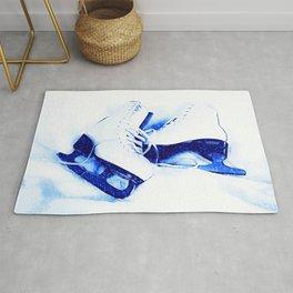 Anyone For Skating? Rug