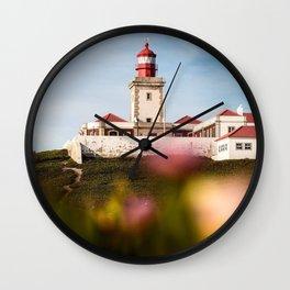 Cabo da Roca, Portugal. Wall Clock