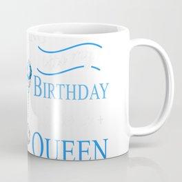 Womens May Girl Stepping Into My Birthday Like A Queen T-Shirt Coffee Mug