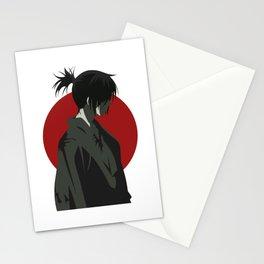 Noragami Minimmalist (Yato) Stationery Cards