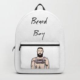 Beard Boy: Adam Backpack