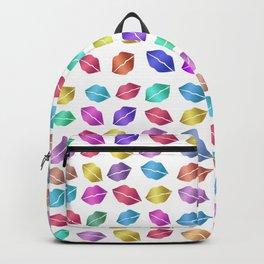 Sassy Kisses - Valentines Backpack