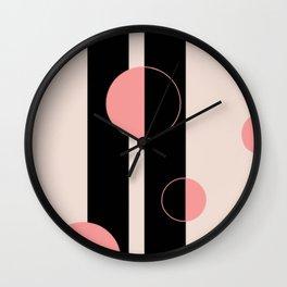 bubbelgum Wall Clock