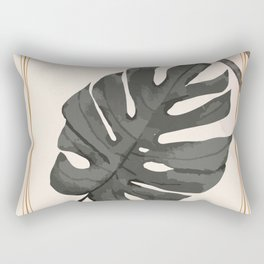 Modern Abstract Art 3 Rectangular Pillow