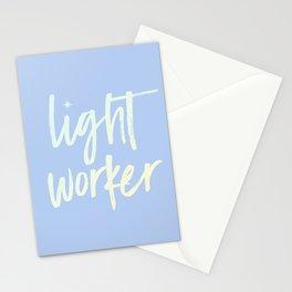Lightworker Stationery Cards