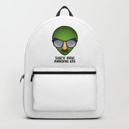 They Are Among Us Backpack