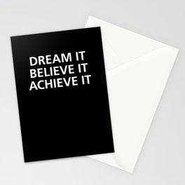 Motivational Stationery Cards