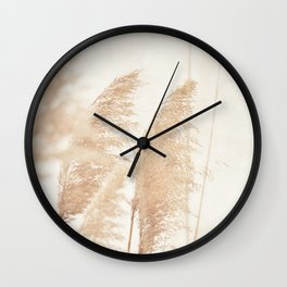 """""""When the sun turns traitor cold..."""" Wall Clock"""