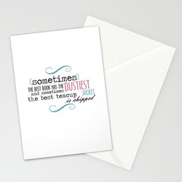 A Chipped Cup Stationery Cards