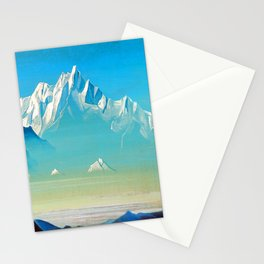 Nicholas Roerich Mount of Five Treasures Stationery Cards