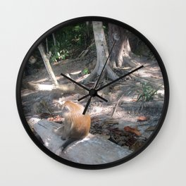 Professional Thailand Photograph Wall Clock