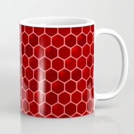 red beehive Coffee Mug