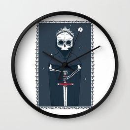 Lich King Wall Clock