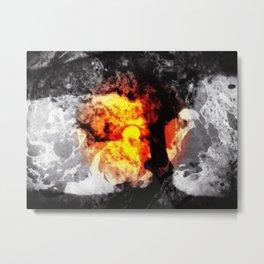 XZ2 Metal Print