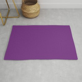 Purple (Rainbow Collections) Rug