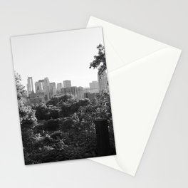 Minneapolis Minnesota Black and White Photography Stationery Cards