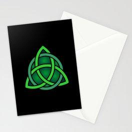 celtc knot symbol Stationery Cards