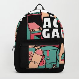 Very Active typical Gamer Backpack
