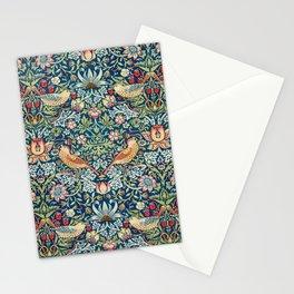 William Morris  Strawberry Thief Stationery Cards