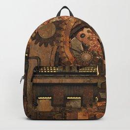 Steampunk design Backpack