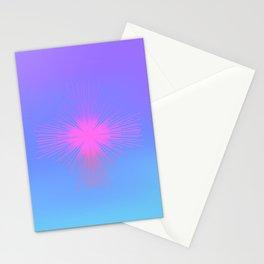 Fibonacci Star Burst Stationery Cards