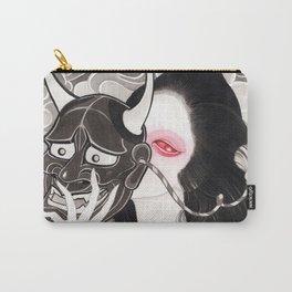Hanya Geisha Carry-All Pouch