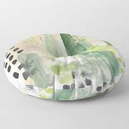 Mossy Design Floor Pillow