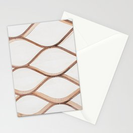 Chicago Honeycomb - Abstract Photography Stationery Cards