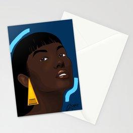 El mujer. Stationery Cards