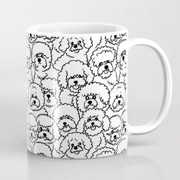 Oh Bichon Frise Coffee Mug